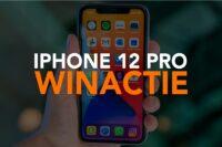 Win de nieuwe iPhone: iPhoned geeft de iPhone 12 Pro weg!
