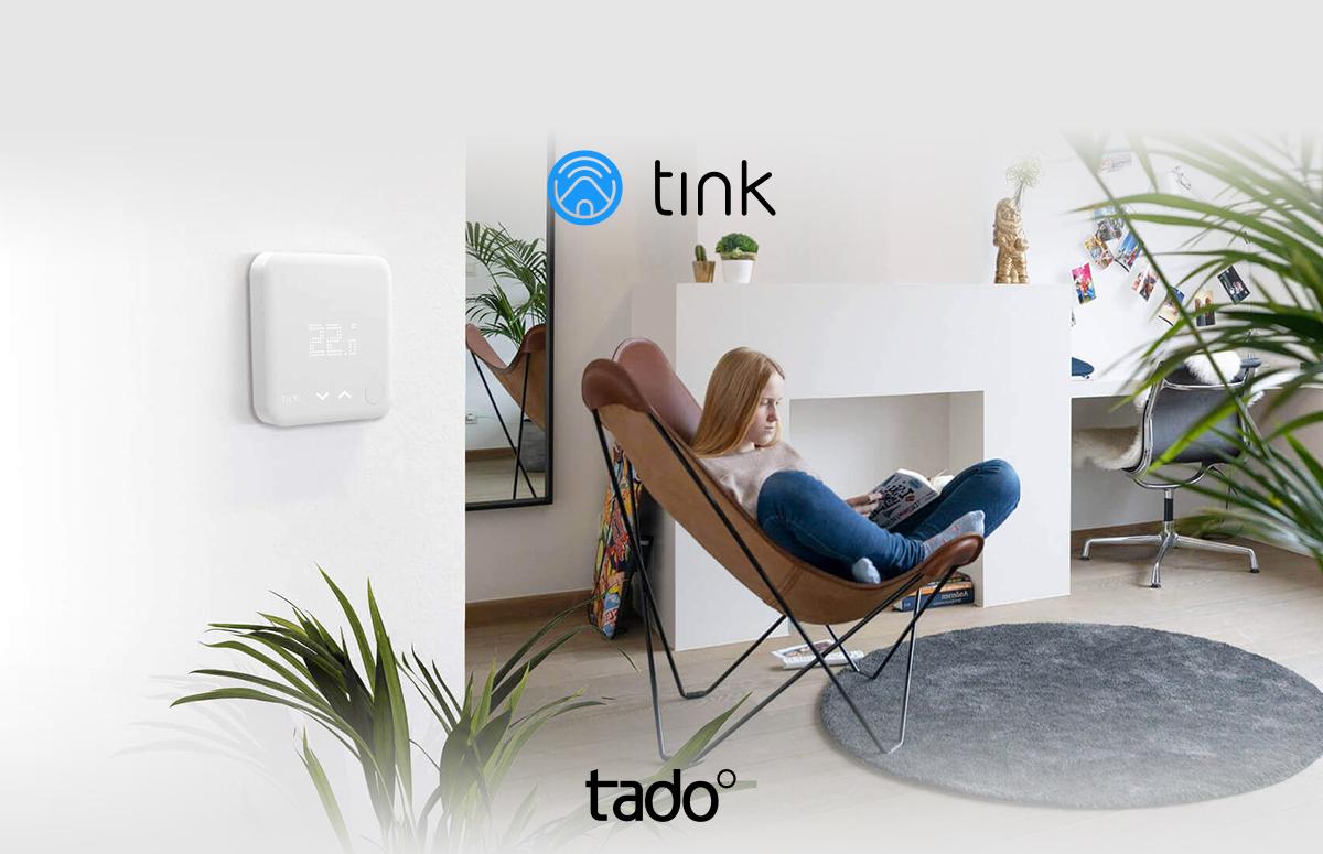 Bespaar energie met de slimme thermostaat van tado, nu met korting! (ADV)