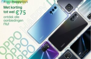 Black Friday nu al gestart met de OPPO Happy Days: vind hier de beste deals (ADV)