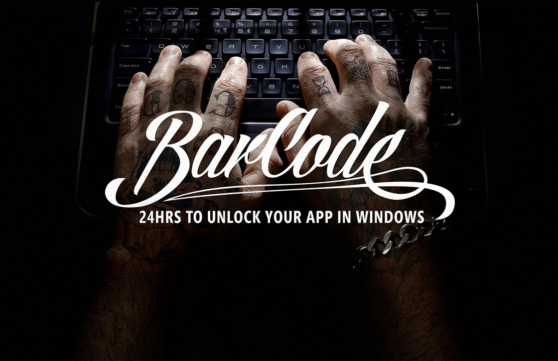 BarCode: neem gratis deel aan een 24-uursmarathon voor app-developers