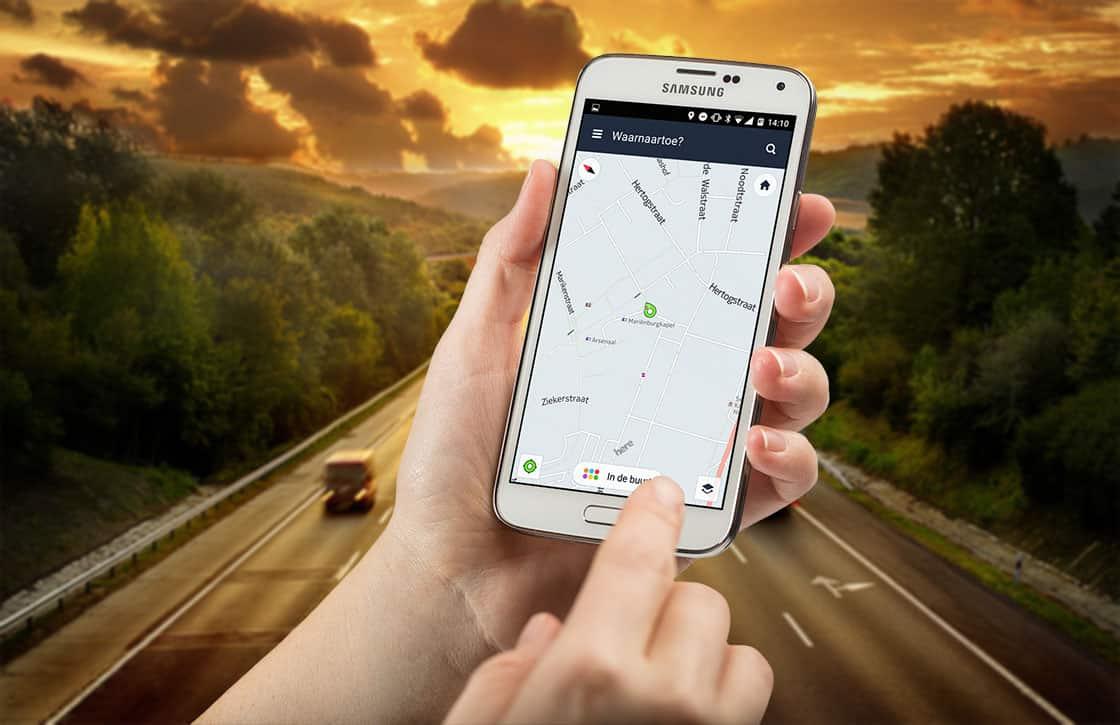 Dit zijn de 4 beste apps om offline te navigeren met je smartphone