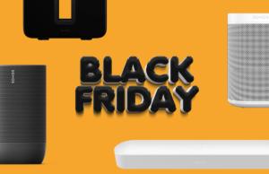 Black Friday: de beste Sonos-deals scoor je hier