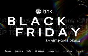 Tot 50% korting op Google Nest, Philips Hue en Ring: Black Friday-deals bij tink gestart (ADV)